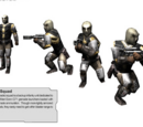 Mercenary Grenadier Squad