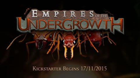 Empires of the Undergrowth Teaser Trailer