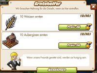 Erntehelfer (German Mission text)
