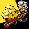 Massive Ore (Gold)