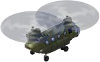 Chinook Airship Back