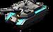 BTM-V-40 Tank