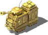 The Gold Arms Dealer Tank