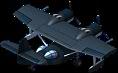 Catalina Bomber Back