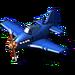 Mustang Blue