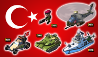 Invasion from Istanbul