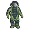 Protective Bomb Suit