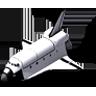 Deco SpaceShuttle SW icon
