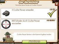 Der Vernichter (German Mission text)