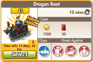 Dragon boat shipyard