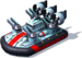 Lightning Sand Shark Hovercraft III