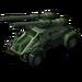 Tatra T811 Artillery