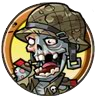 Goal Zombie Soldier