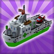 FanBlast Unit Sea HospitalShip