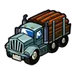 Goal truck wood