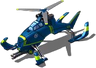 Super Tigerfly Copter
