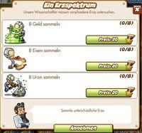 Ein Erzspektrum (German Mission text)