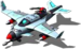 Lightning Sky Whale 2000