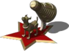 Space Dog Statue