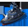 Unit Sea AntiAir Lvl04 SW icon