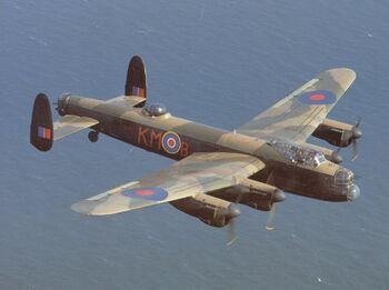 Avro lancaster800