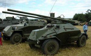 Tatra Artillery