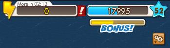 Bonusmeter