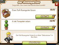 Der Rosengarten (German Mission text)