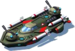 Gator Patrol Boat