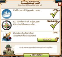 Hütchenspiel (German Mission text)