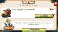 Markttag (German Mission text)