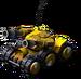 Blazing Hyena Tank II