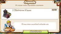 Ölquelle (German Mission text)