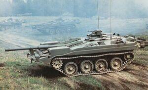 Stridsvagn 103 B