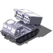 Platinum Rocket Artillery