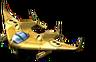 The Gold Honey Badger