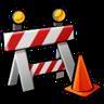 Goal Construction Barrier