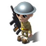 Unit Land Infantry Lvl02 Icon