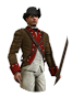 Morgan's Provisional Rifle Corp Icon