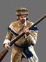 Long Rifle Men Icon