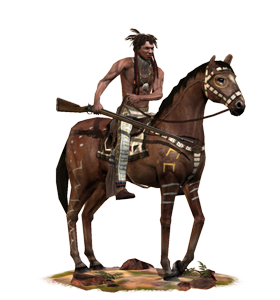 File:Comanche Mounted Warriors.png