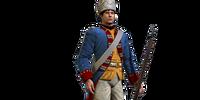Hessian Grenadiers