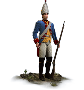 Hessian Grenadiers