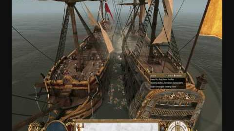 Empire Total War Laggy Heavy 1st Rate Boarding