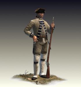 Infanterie Petit-Vieux