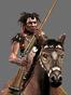 Cheyenne Dog Soldiers Icon