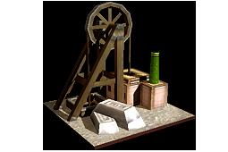 Steam-Pumped Mine