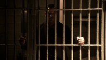 Lucious behind bars - S1 finale