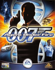 007AgentUnderFireCoverF