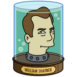 WilliamShatnersHead